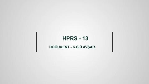 HPRS 13