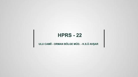 HPRS 22
