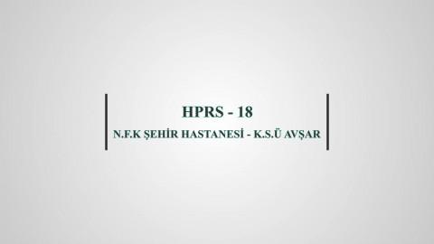 HPRS 18